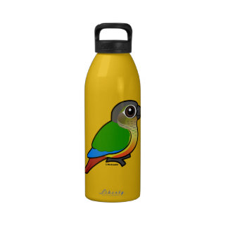 Birdorable Yellow-sided Conure Drinking Bottles