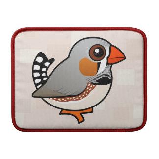 Birdorable Zebra Finch MacBook Air Sleeve