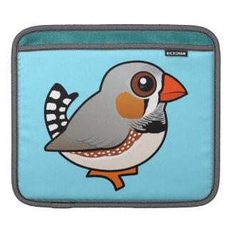 Birdorable Zebra Finch iPad Sleeve