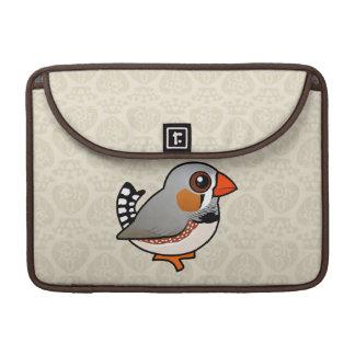 Birdorable Zebra Finch Sleeves For MacBook Pro