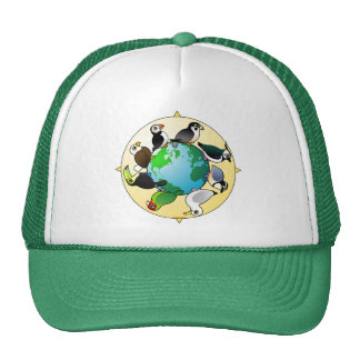 Birdorables of the World Mesh Hat