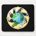 Birdorables of the World Mouse Pad