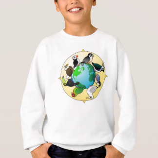 Birdorables of the World Sweatshirt