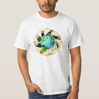 Birdorables of the World T-Shirt