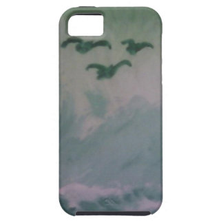 BIRDS ABOVE AND BELOW Case-Mate Vibe iPhone 5 Case