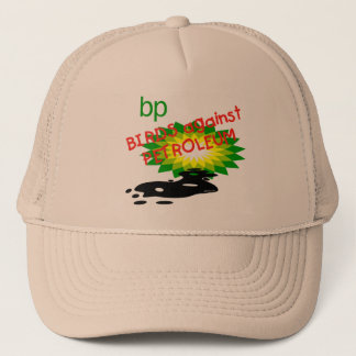 Birds against Pollution Trucker Hat