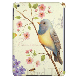 Birds and Bees iPad Air Cover
