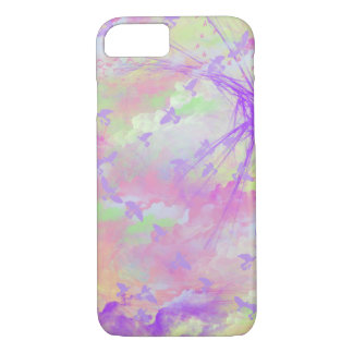Birds and clouds iPhone 7 case