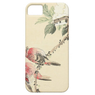 Birds and Cotton Rose Imao Keinen iPhone SE/5/5s Case