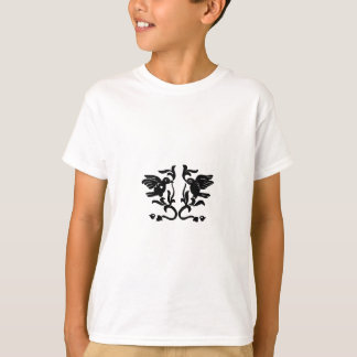 Birds and Flourishes T-Shirt