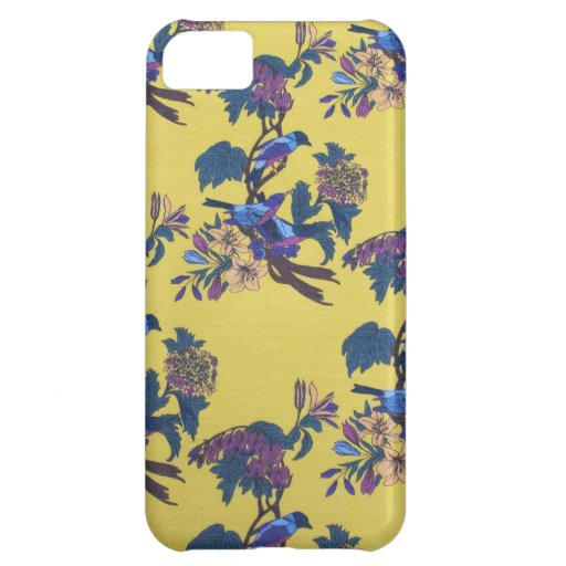 Birds And Flowers iPhone 5C Covers