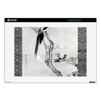 """Birds and Flowers - Japanese Edo Period Skins For 15"""" Laptops"""
