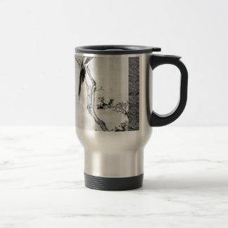 Birds and Flowers - Japanese Edo Period Travel Mug