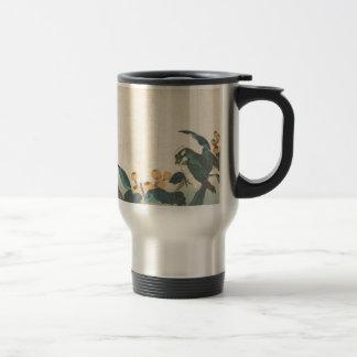 Birds and Flowers - Keisai Eisen Travel Mug