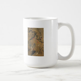 Birds and Flowers of Early Spring Coffee Mug