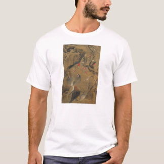 Birds and Flowers of Early Spring T-Shirt