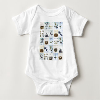 Birds and Nests T Shirts