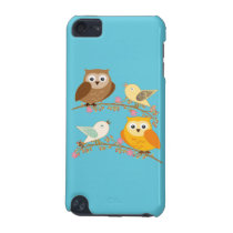 Birds and owls iPod touch 5G cover