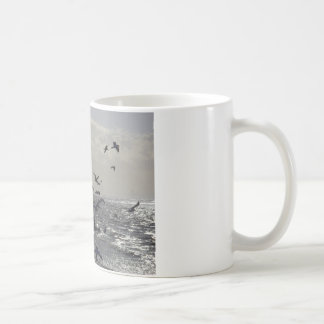 Birds at the Waters Edge Coffee Mug