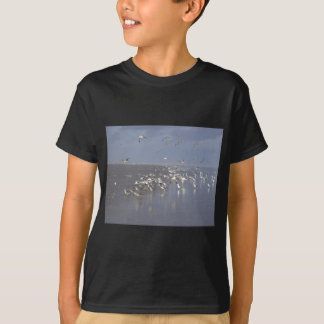 Birds at the Waters Edge T-Shirt