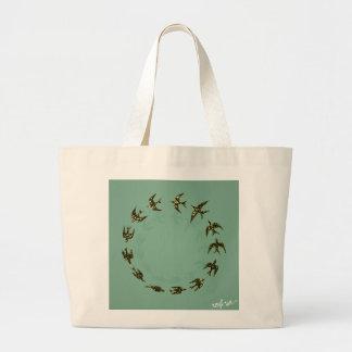 Birds Canvas Bag