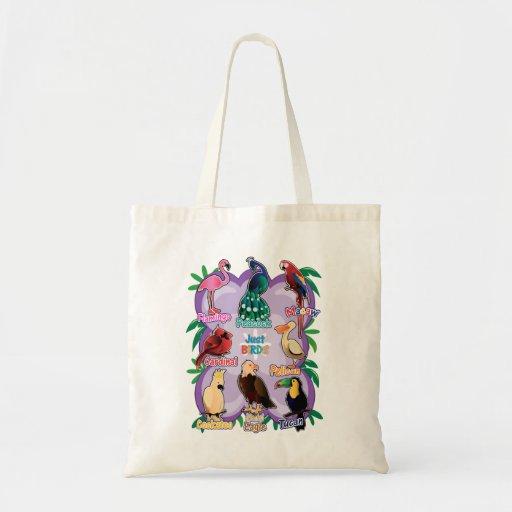 Birds Bags