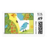 Birds & Bees Postage