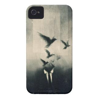 Birds - Blackberry Bold Case-Mate iPhone 4 Cases