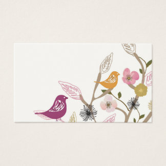Birds Business Card