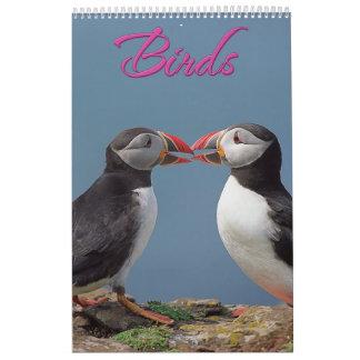 Birds Calendars