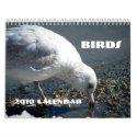 Birds Calendar calendar