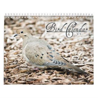 Birds Calendar v.1