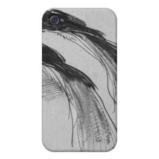 Birds Cover For iPhone 4