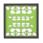 Birds_design Caja De Joyas De Calidad