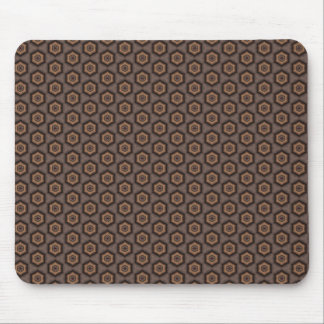 Birds Eye Pattern Mouse Pad