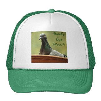 Bird's Eye View Hat