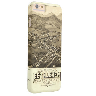 Bird's eye view of Bethlehem, New Hampshire (1883) Barely There iPhone 6 Plus Case