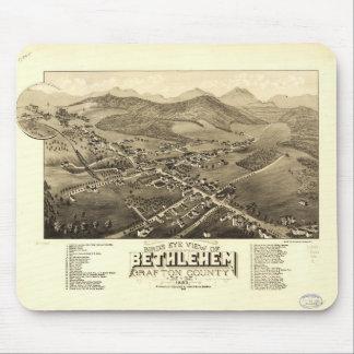 Bird's eye view of Bethlehem, New Hampshire (1883) Mouse Pad