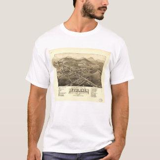 Bird's eye view of Bethlehem, New Hampshire (1883) T-Shirt