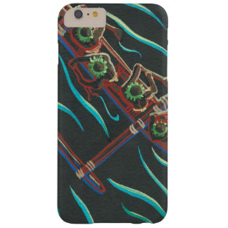 Birds Eye View of Hawaiian Canoe Barely There iPhone 6 Plus Case