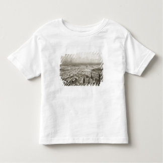 Bird's Eye View of London from Westminster Abbey, Toddler T-shirt