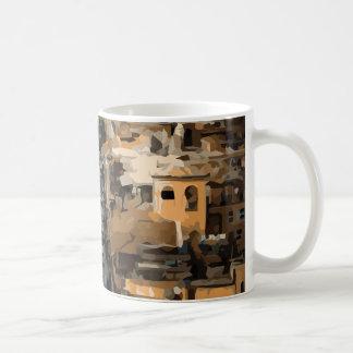 Bird's Eye View of Rome, Italy Coffee Mug