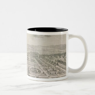 Bird's Eye View of the Gardens Kensington Coffee Mugs