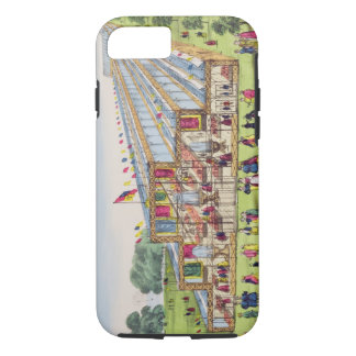 Bird's Eye View of the Great Exhibition in Hyde Pa iPhone 8/7 Case