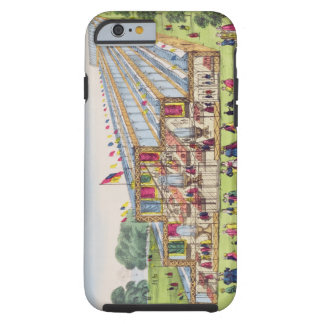 Bird's Eye View of the Great Exhibition in Hyde Pa Tough iPhone 6 Case