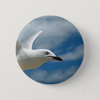 Birds_Eye_View,_ Pinback Button