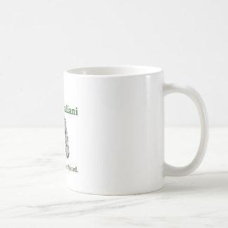 Birds Fear The  Beard Coffee Mug
