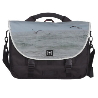 Birds Flying Over the Atlantic Bags For Laptop