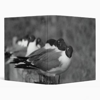 birds full vinyl binder