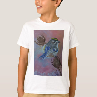 Birds  Golden-crowned Kinglet T-Shirt